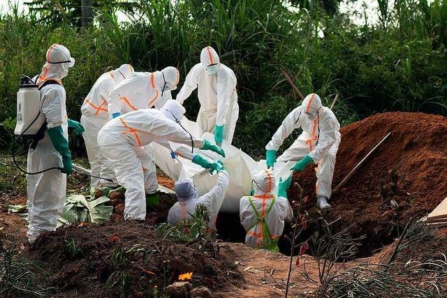 Weltgesundheitsorganisation ruft internationalen Notstand wegen Ebola aus