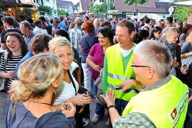 Sicherheit auf Freiburger Hocks und Festen wird wichtiger