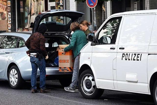 Razzien gegen islamistische Gefährder in NRW