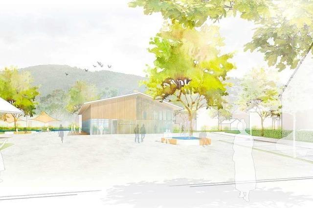 Neue Wiesleter Gemeindehalle soll an der Kleinen Wiese entstehen