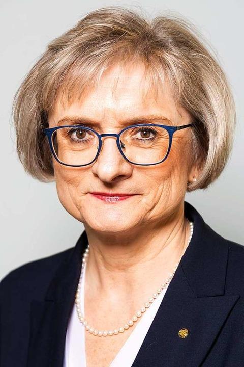 Sie ist die neue Ortsvorsteherin von Heiligenzell: Brigitta Schrempp  | Foto: privat