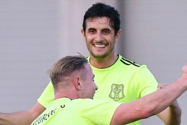 Aslan und Kazbek Ulubiev wechseln zum FC Heitersheim