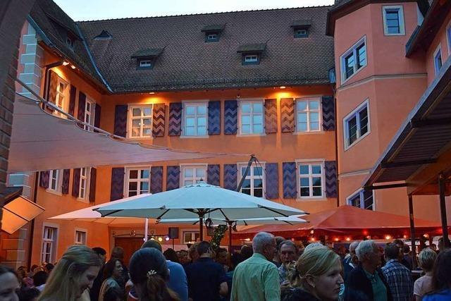 Am Wochenende wird in Kirchzarten Schlossfest gefeiert