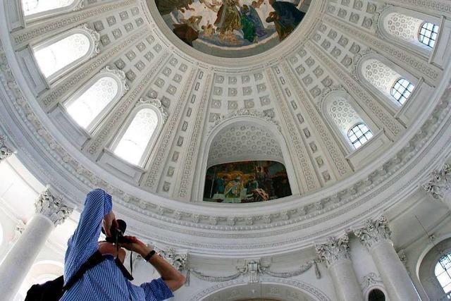 Das Geheimnis der Habsburger Gruft im Dom in St. Blasien