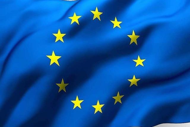 Am Hauch Europa weht am Wochenende durch Denzlingen