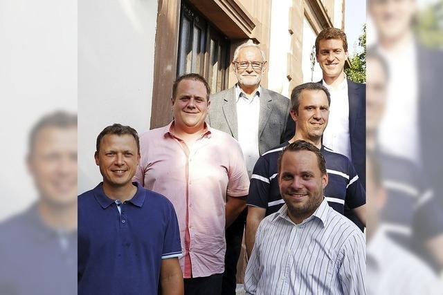 Andreas Hügle soll neuer Ortsvorsteher werden