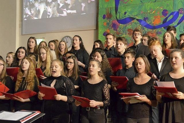 Clara-Schumann-Gymnasium bringt das Stück