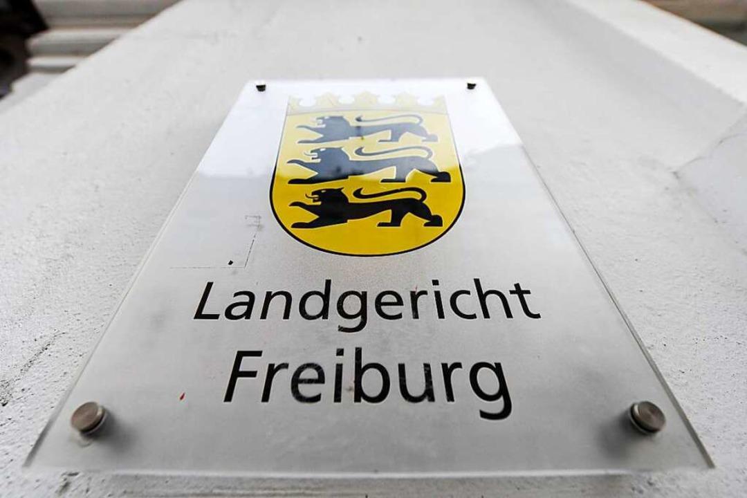 In der kommenden Woche soll am Landger...en Neuenburger Feldmordprozess fallen.  | Foto: Patrick Seeger