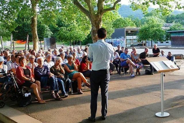 Bürger beklagen sich bei OB Horn über Verkehr im autoarmen Viertel Vauban