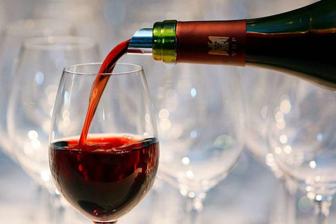 Wein – für viele Menschen ein Grund, den Breisgau zu besuchen.    Foto: Uwe Anspach