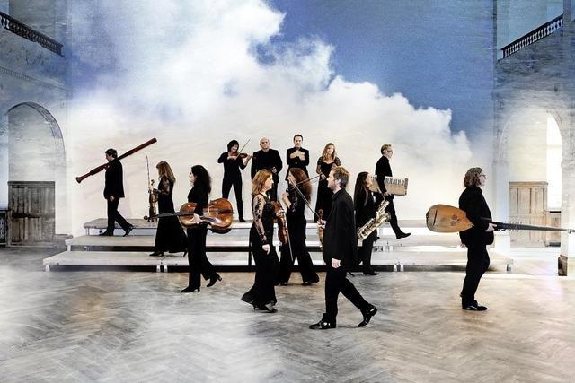 Finale der Monteverdi-Trilogie mit der Lautten Compagney und Gyula Orendt beim Stimmenfestival im Lörracher Burghof