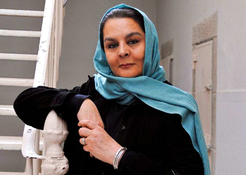 Die Frauenrechtlerin Fatana Ishaq Gailani  | Foto: Juan Martin Misis