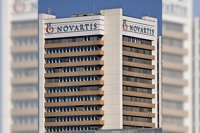 Novartis ist unerwartet gut unterwegs