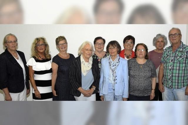 Die Freiwilligen wollen bei der häuslichen Versorgung helfen