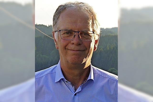 Thomas Siebold soll Ortsvorsteher werden