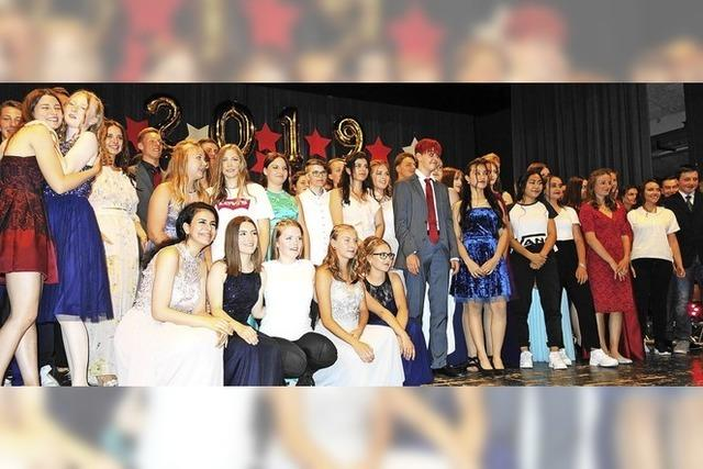 14 Absolventen mit Eins vorm Komma