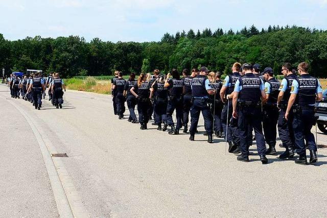 Polizei sucht nach Tötung eines 24-Jährigen auf der Haid nach Spuren