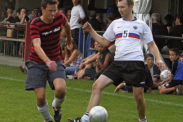 Sport und viel drumherum