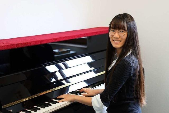 Gundelfinger Klavierspielerin Yang holt beim Bundeswettbewerb