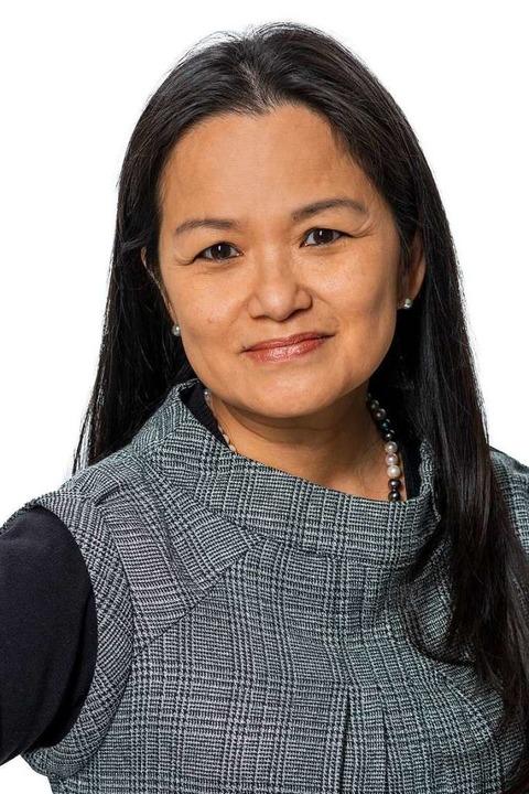 Thi-Dai-Trang Nguyen ist neu im Gemeinderat.  | Foto: privat