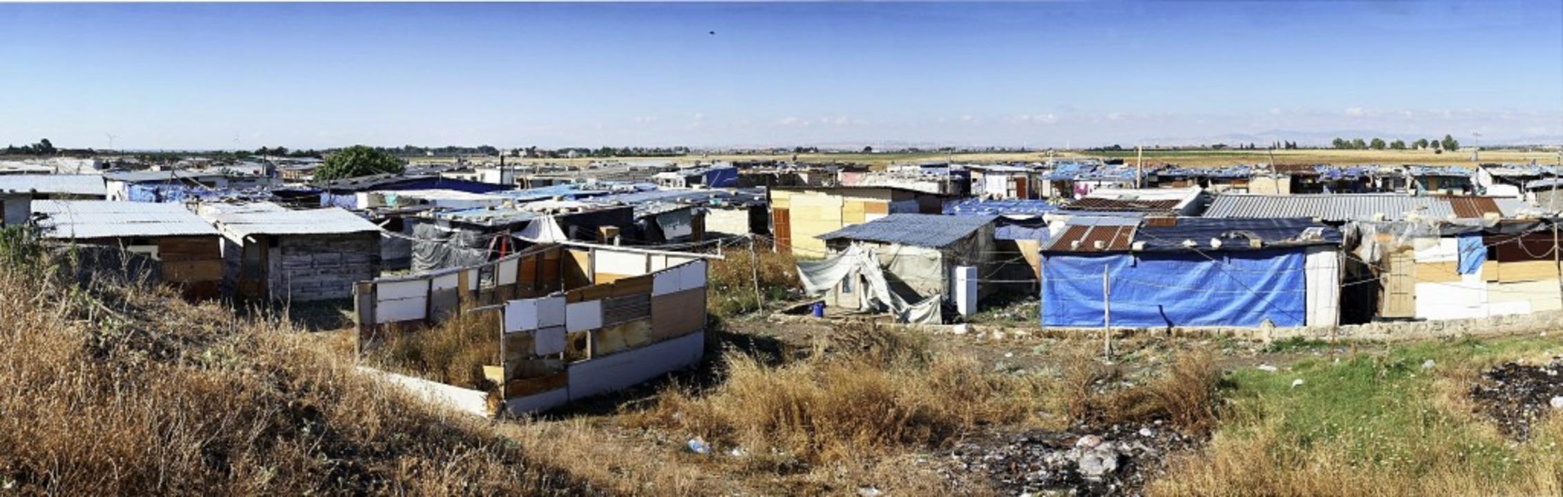 Slum in Borgo Mezzanone  | Foto: Max Intrisano