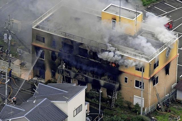 33 Tote bei Brandanschlag