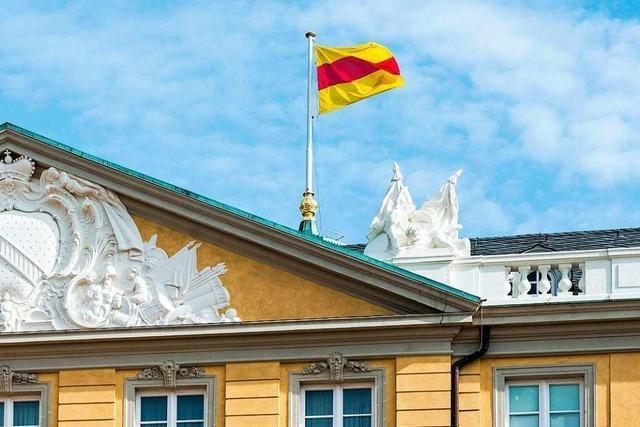 Museum im Karlsruher Schloss darf bald offiziell Baden-Flagge zeigen