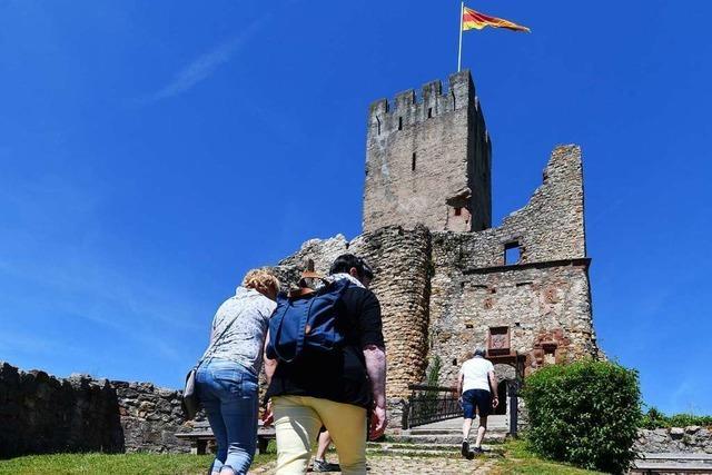 Burg Rötteln ist ein Wahrzeichen und doch kaum erforscht