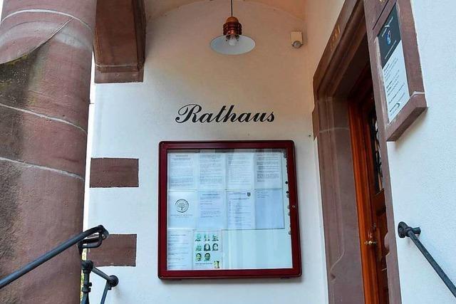 In Wittnau wurden die scheidenden Gemeinderäte verabschiedet