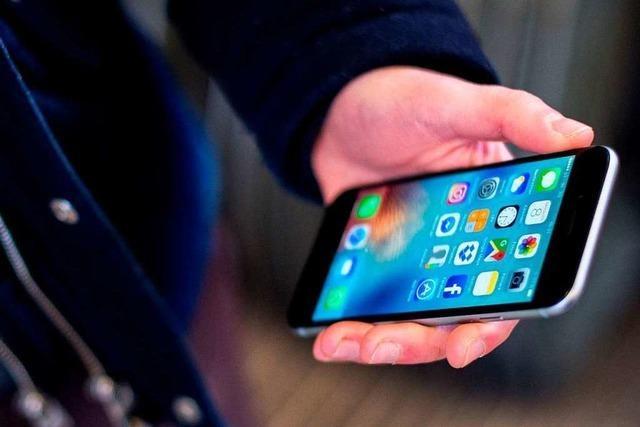 Wenn es ohne Smartphone nicht mehr geht
