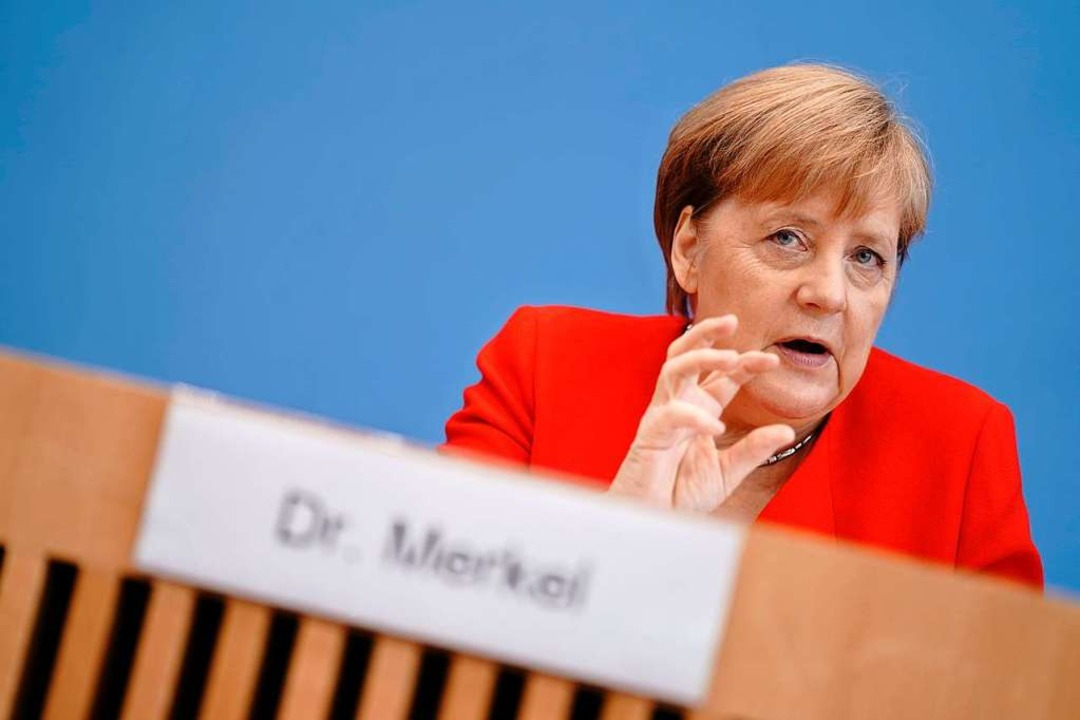 Merkel verurteilt Trumps Attacken gegen Demokratinnen - Deutschland