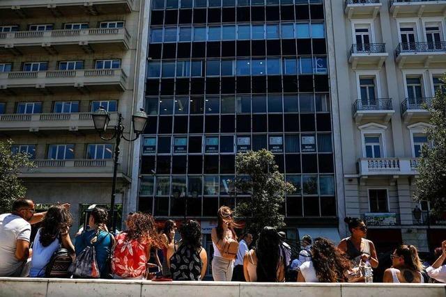 Schweres Erdbeben in Athen – Telekommunikation zusammengebrochen