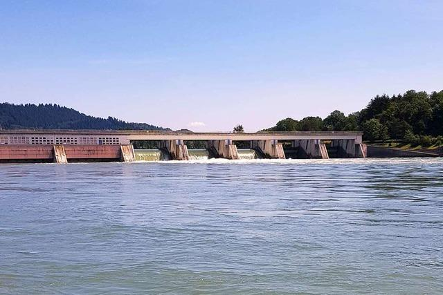 Im Rhein zu schwimmen ist immer gefährlich