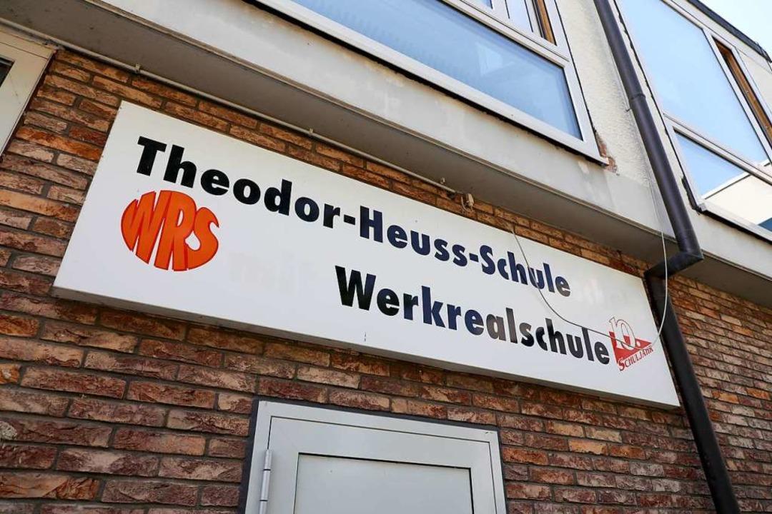 Aus der Theodor-Heuss-Werkrealschule und...  | Foto: Christoph Breithaupt