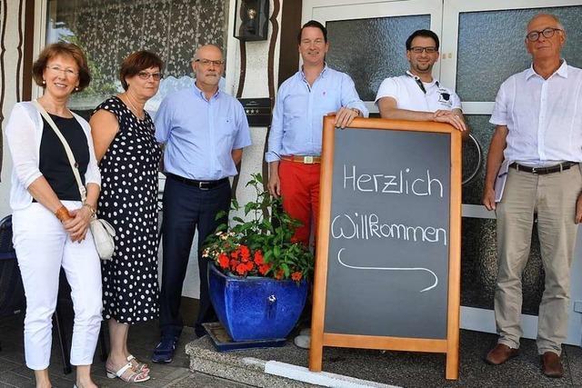 Hoteliers in Bad Bellingen wollen kein großes Hotel am Kurpark