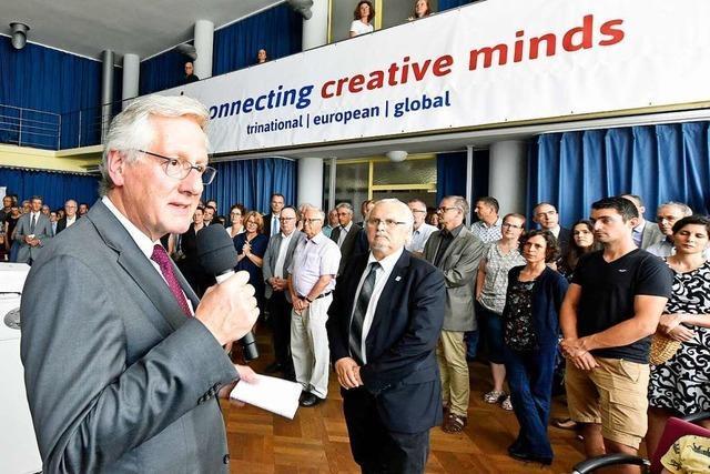 Freiburger Uni-Rektor Schiewer: