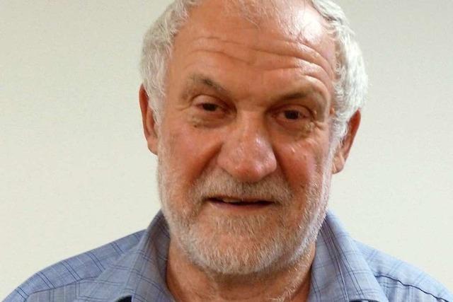 Adalbert Faller soll wieder Ortsvorsteher werden