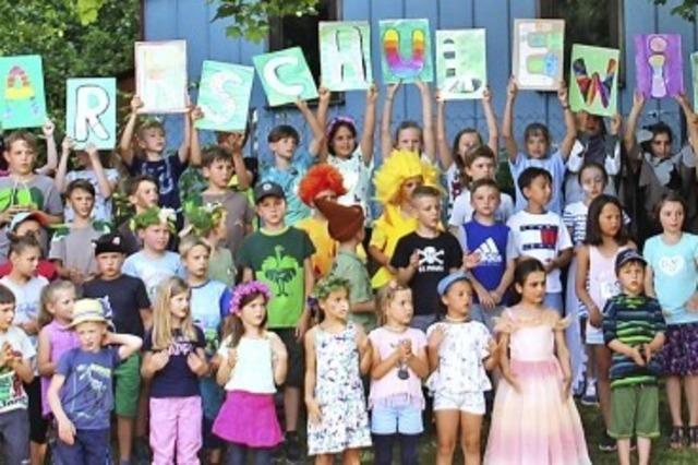 In Wiechs macht jetzt der Naturpark Schule
