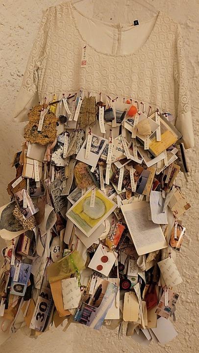 Ein Objekt von Kathrin Stalder  | Foto: Roswitha Frey
