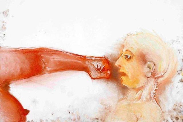 Die Schweizer Künstlerin Miriam Cahn ist auch mit 70 noch radikal