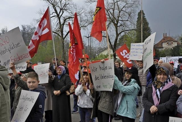 Lauffenmühle-Mitarbeiter erheben Vorwürfe zur Insolvenz