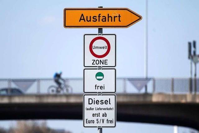 Muss wirklich ganz Stuttgart für Euro-5-Diesel gesperrt werden?