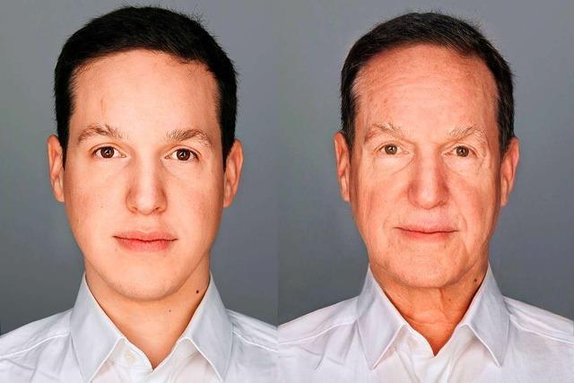 Faceapp lässt Nutzer alt aussehen - und es gibt Datenschutzbedenken