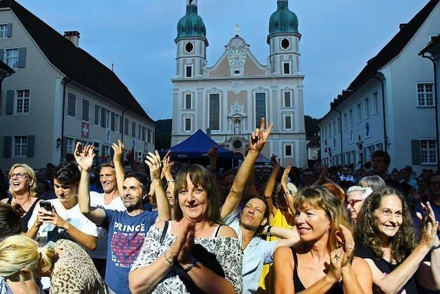 Das Stimmen-Festival genießt hohes Ansehen bei seinen Gastspielen in der Schweiz