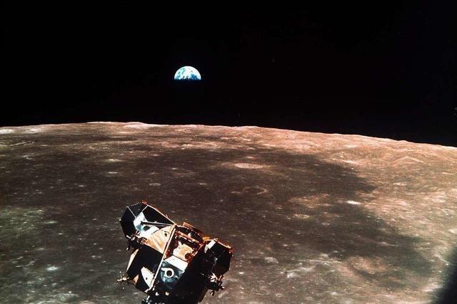 Aarauer Firma baute Kameraobjektive, mit der die Nasa die Mondlandung dokumentierte