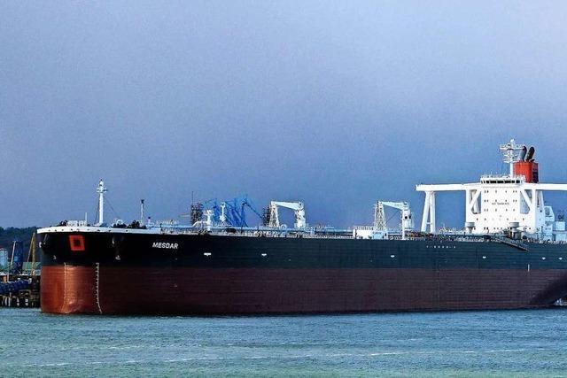 Bundesregierung fordert Iran dazu auf, britischen Tanker freizugeben