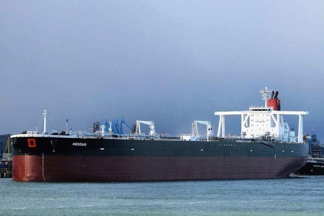 Iran stoppt britische Tanker: Krise am Persischen Golf spitzt sich zu