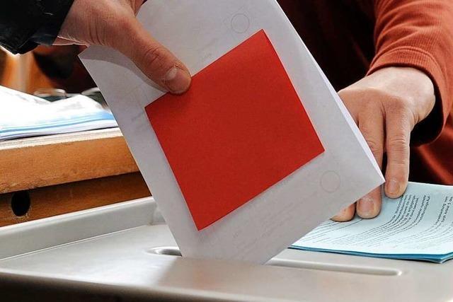 Die persönliche Ausstrahlung der Kandidaten wird beim OB-Wahlkampf in Lahr eine große Rolle spielen