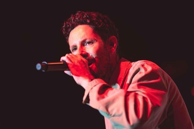Fotos: Max Herre begeistert mit seinem Konzert beim ZMF die Fans