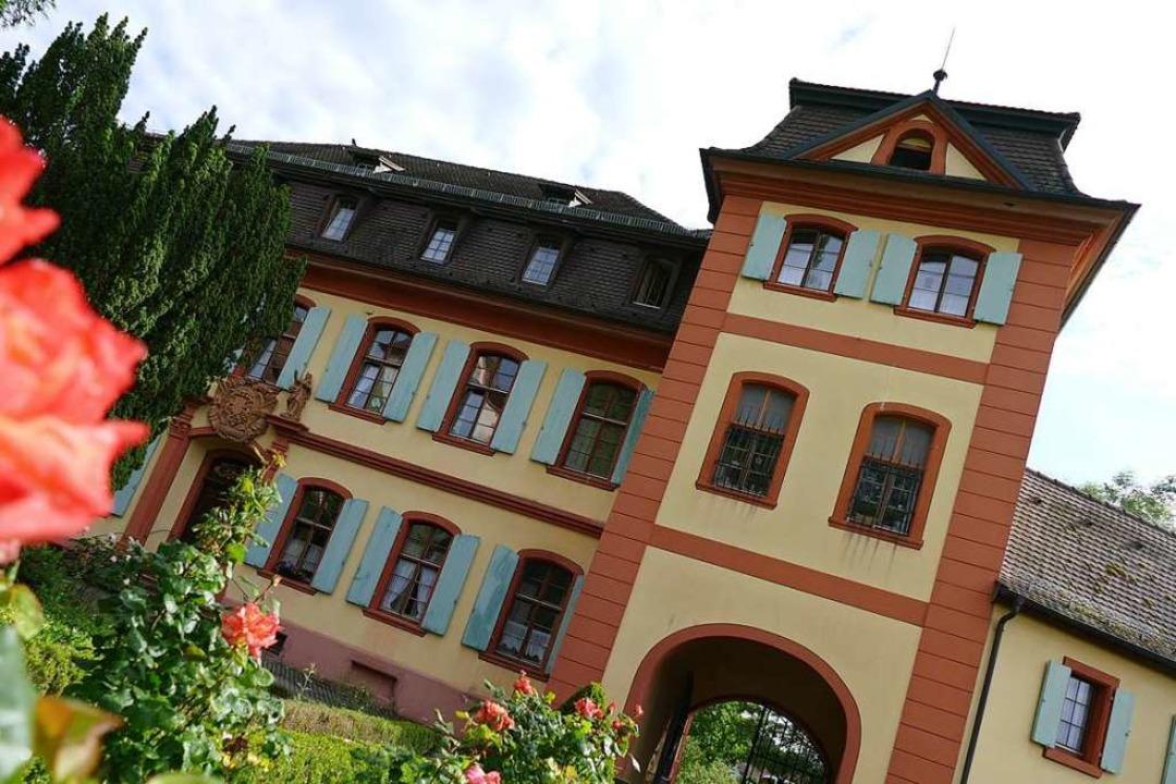 Privatschule im Malteserschloss &#8211...geraumer Zeit in Heitersheim gestellt.  | Foto: Sophia Hesser